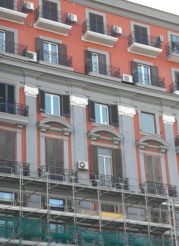 Edificio Piazza Garibaldi 3 Napoli